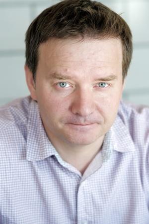 Portrait of middle age man  photo