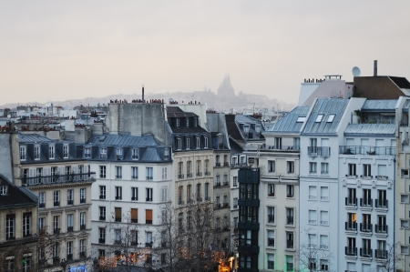parisian: Roofs of Paris