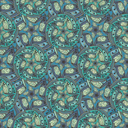 fabric textures: Seamless Vector Abstract Pattern