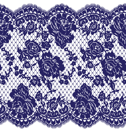 fabric textures: Blue Pattern Illustration