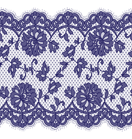 fabric textures: Blue Lace Pattern