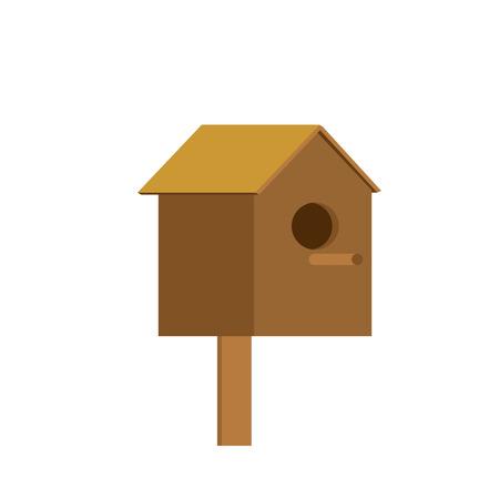 House for birds vector illustration Stock Vector - 97046889