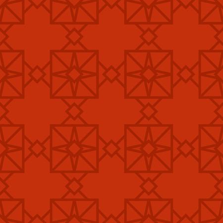 Arabic pattern seamless. traditional Muslim background. Islamic backdrop. Vector illustration