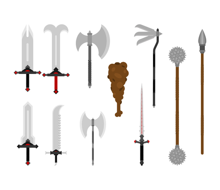 442 Halberd Stock Illustrations, Cliparts And Royalty Free