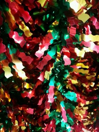 christmas deco: Deco colorido de la Navidad