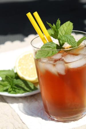 Iced tea photo