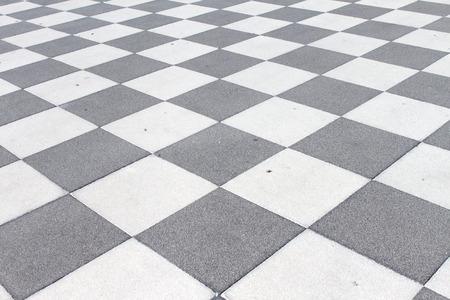 tiled: Mascagni terrace, Livorno Tuscany, Italy