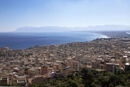 golfo: Castellammare del Golfo, north-western Sicily