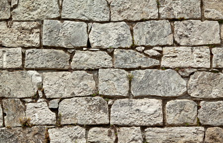 fortify: Old  stone wall, may be used as background