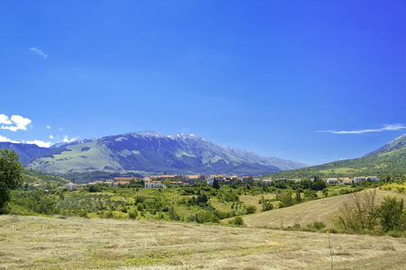 abruzzo: Salle is a small village in the Maiella National Park, Abruzzo region, Italy. Well known for violin strings production