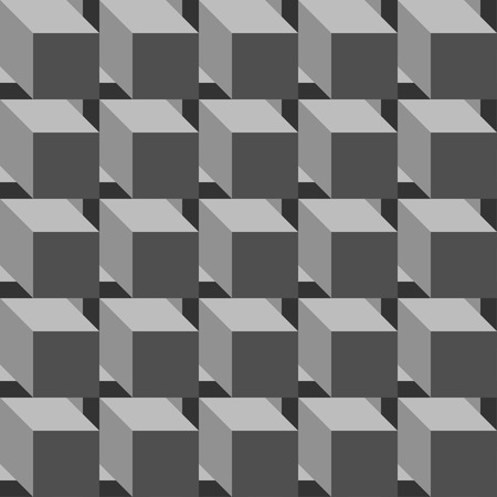 tessellation structure: Vector illustration of rod seamless pattern background.
