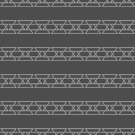 celt: seamless pattern with Celtic ornament. Ethnic ornament. Illustration