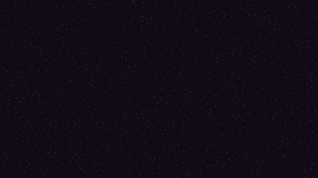 stellar: Night sky background. Stars on night sky. Vector backgtound. Illustration
