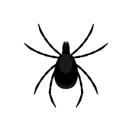 mite: Mite skin parasite   icon.