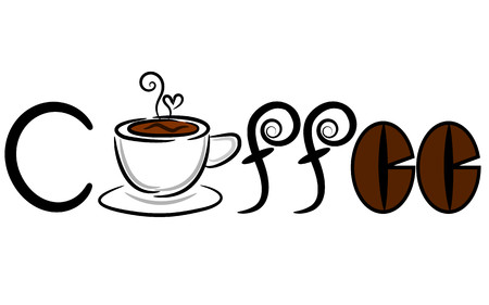 Coffee Cup Banner Vector