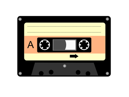 compact cassette: Tape cassette