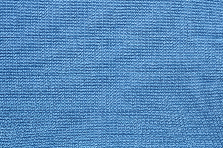 microfiber: Texture of blue microfiber background Stock Photo