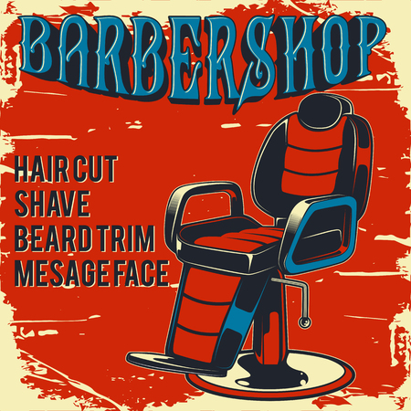 Barber shop design elements