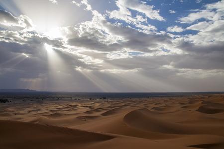 chebbi: Erg Chebbi in Morocco