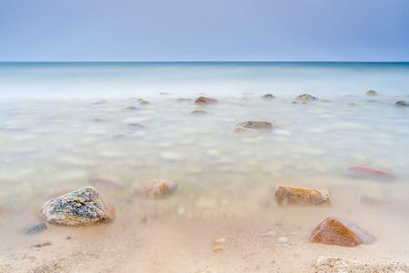 sandbank: Polish Baltic Sea