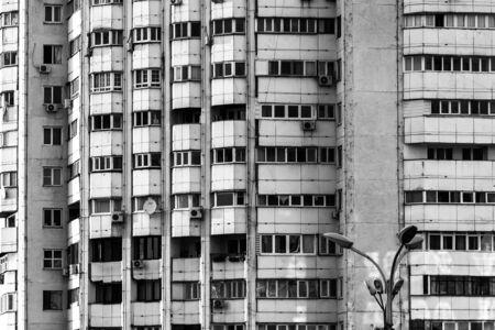 ALMATY, KAZAKHSTAN - CIRCA JUNE 2017: view of the skyscrapers in the city of Almaty circa June 2017 in Almaty. Sajtókép