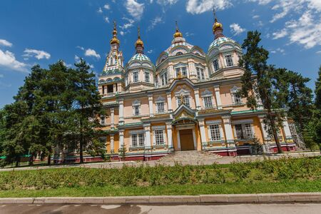 The Ascension Cathedral also known as Zenkov Cathedral a Russian Orthodox cathedral