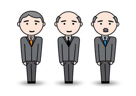 superintendent: Viejo hombre de negocios