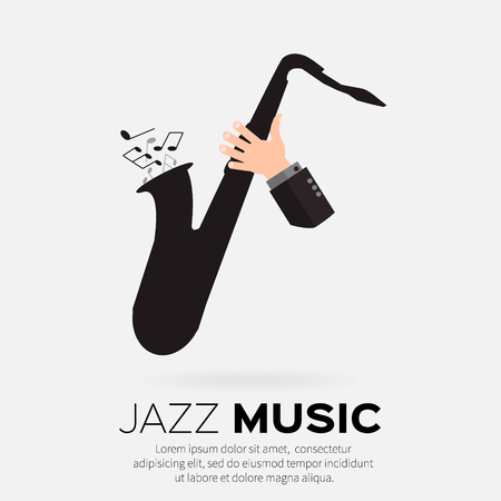 tenor: Sax player playing jazz music. Saxophonist. Jazz performer.