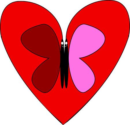 Valentines Day Theme  Vector
