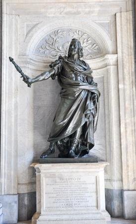 Basilica di Santa Maria Maggiore in teh heat of rome Stock Photo - 10049534