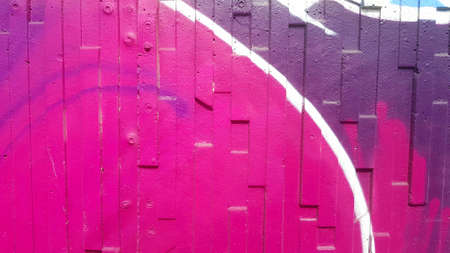 Graffiti Cement Wall For Background, Backdrops, or Copy Space