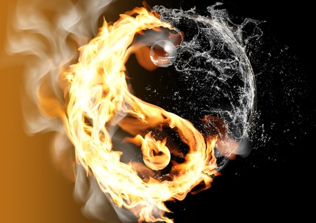 Fire objects serial  Stock Photo - 12955048