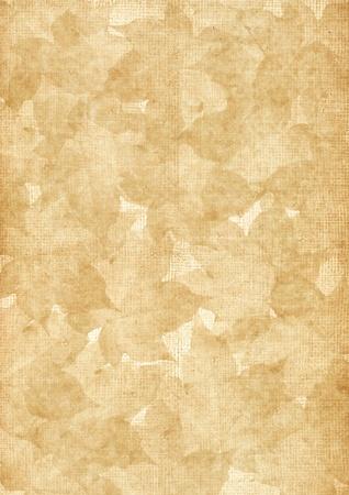 Hermosa y antigua para volver lienzo antiguo y el uso de papel de serie Foto de archivo