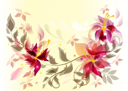 Floral element for your design Stock Vector - 13711103