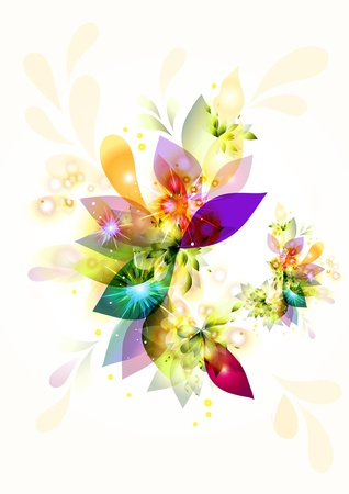 Beautiful background for your design Vector
