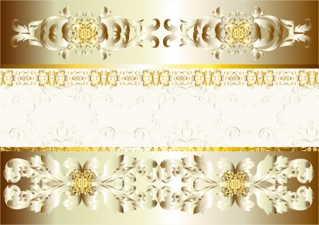 vector seamless wallpaper design element Vector