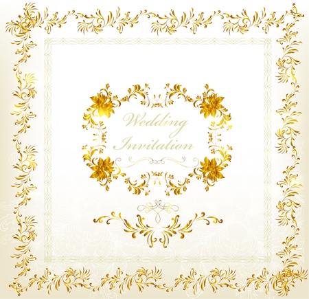 Wedding vector Stock Vector - 16483651