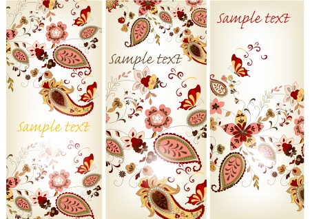 Floral Stock Vector - 16548327