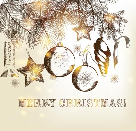 Christmas Stock Vector - 16548339