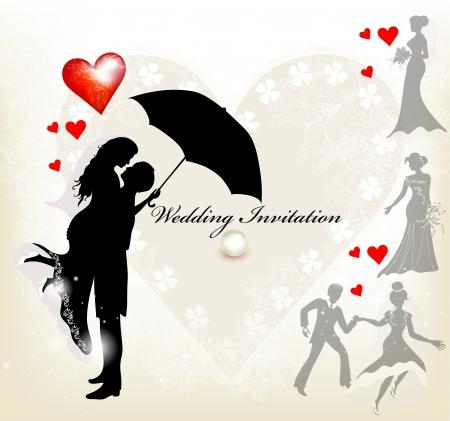 young black man: Wedding