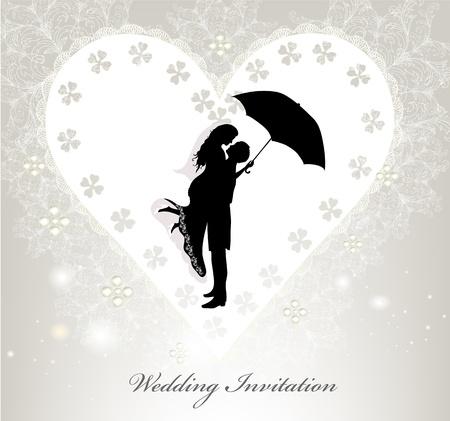 wedding couple: Wedding