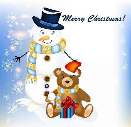 Christmas Stock Vector - 17048758
