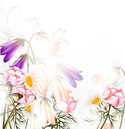 Floral  vector Stock Vector - 17775026