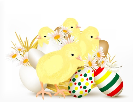 Easter vector Stock Vector - 17775173