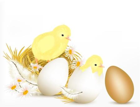 Easter vector Stock Vector - 17775178