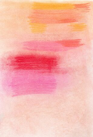 Pastel texture in light orange and pink colors