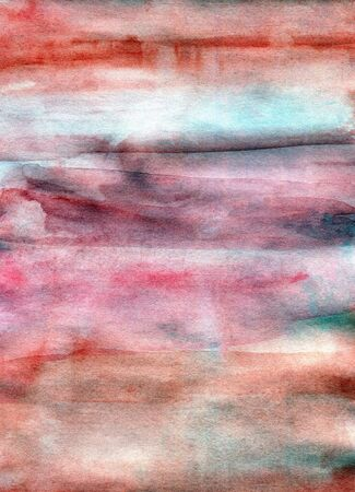 Watercolor colorful texture