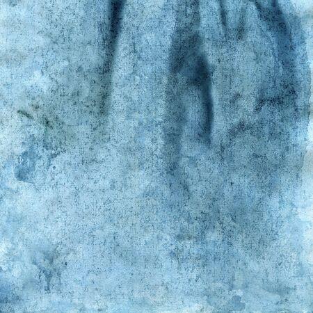 Marine blue watercolor texture