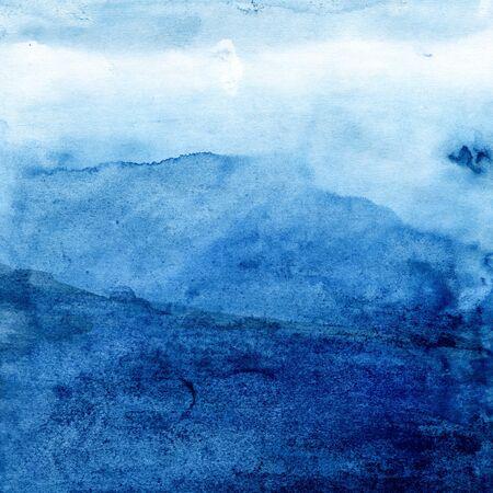 Watercolor ink spot texture