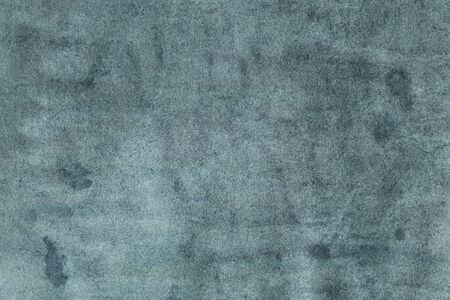 Grey blue green watercolor texture or background in abstract simple style